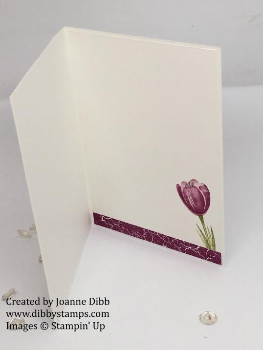 inside berry burst tranquil tulips