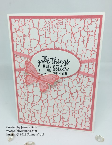 pootlers blog hop flirty flamingo butterflies