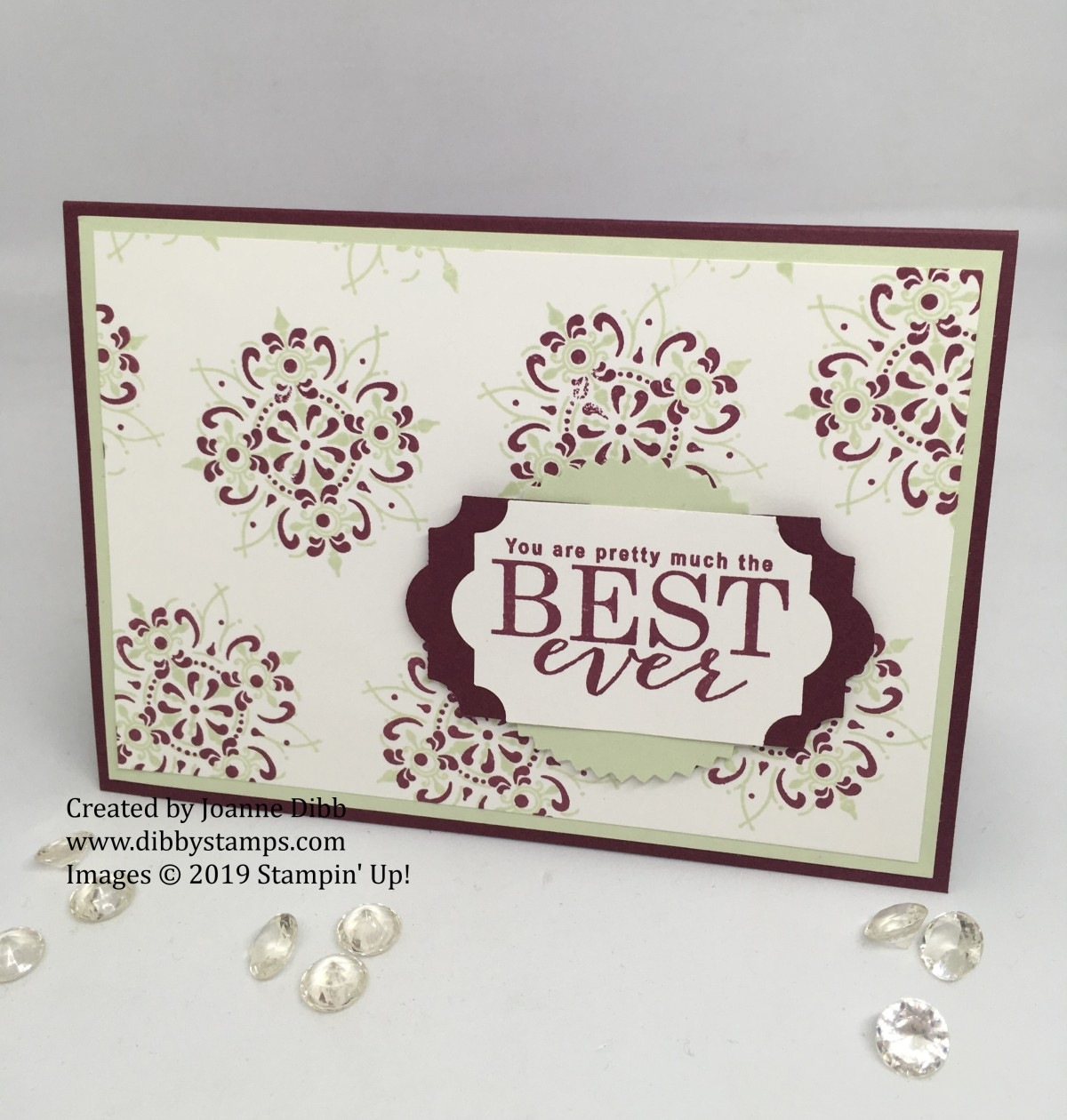 All Adorned Card