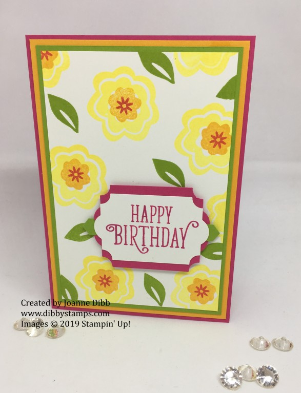 Bloom by Bloom card 1