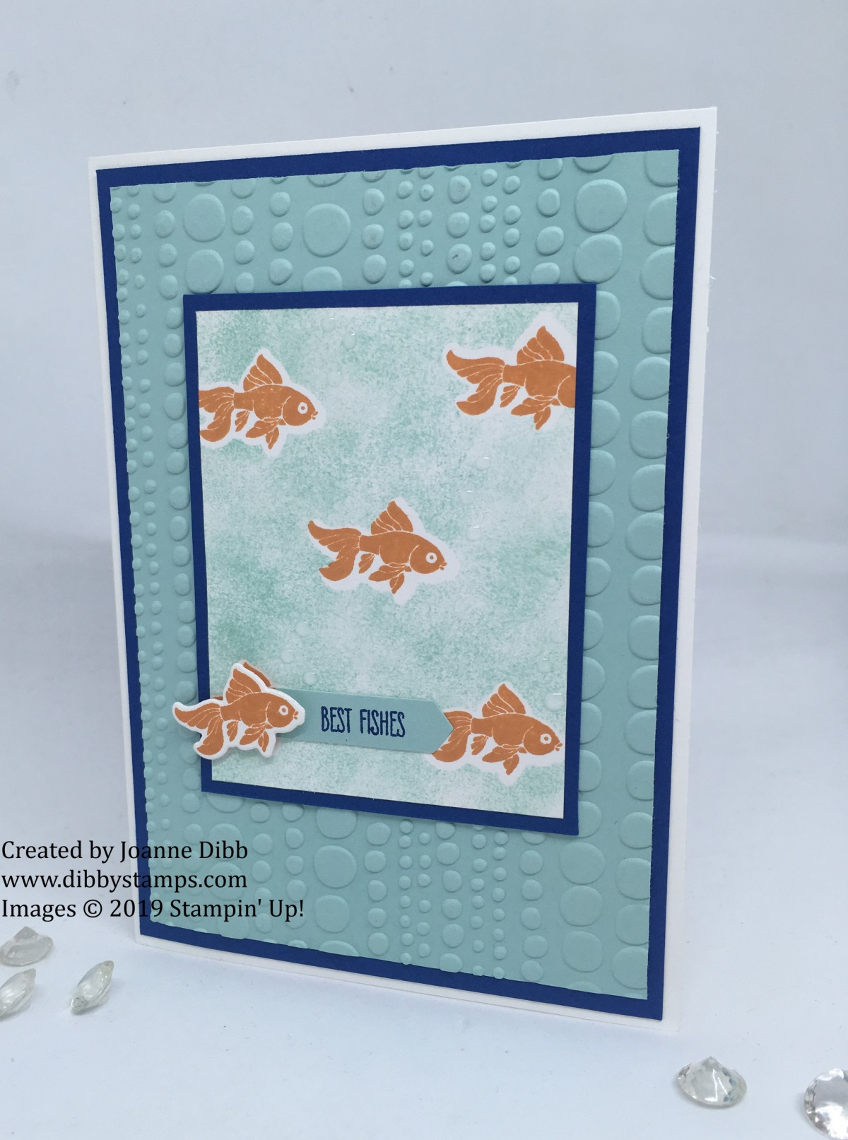 Jar of Love – Best Fishes Card