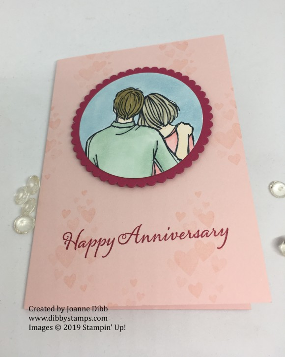 To Have and To Hold Anniversary cArd -flat