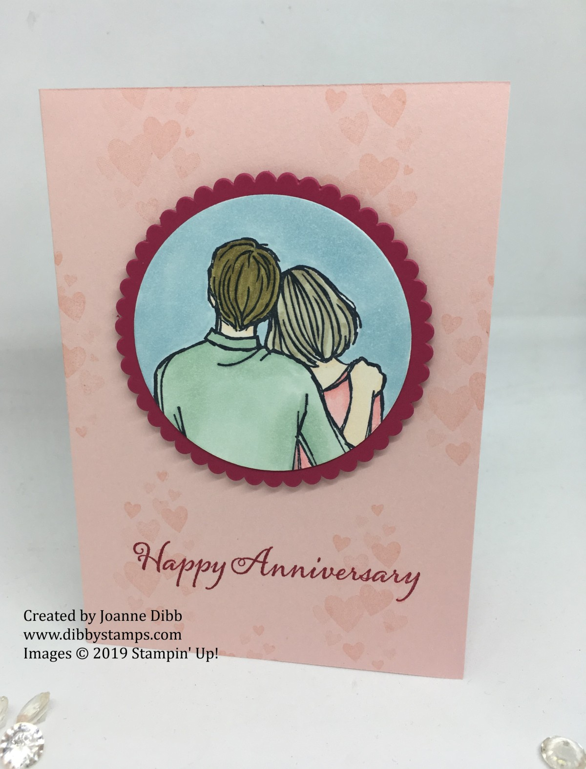 To Have and To Hold Anniversary Card