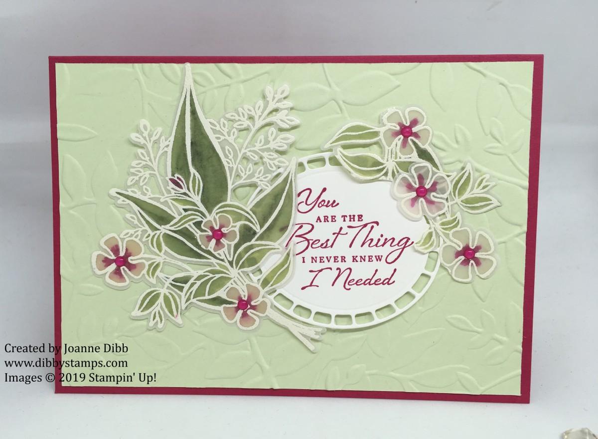 Wonderful Romance AnniversaryCard