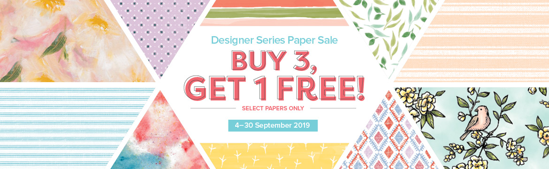 Buy 3 Get 1 Free DSPSale!