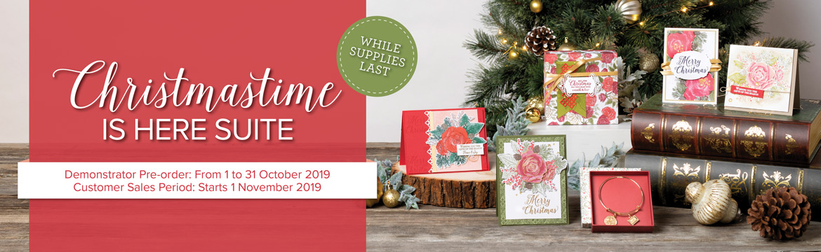 Christmastime Is Here Suite – Available Now