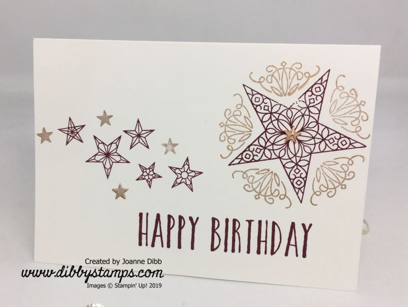 Simple Stamping_ So Many Stars 3