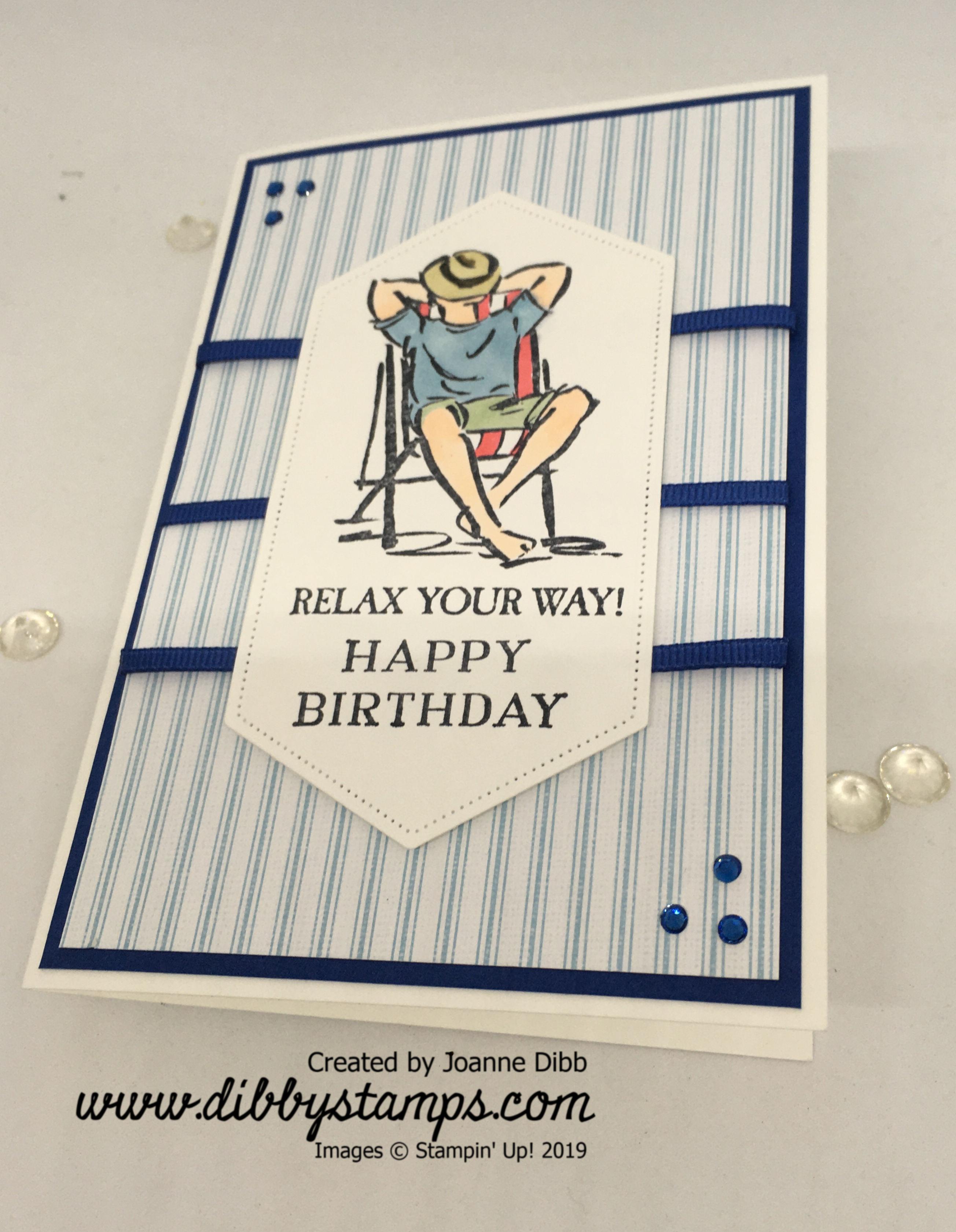 Happy Birthday Dad - flat