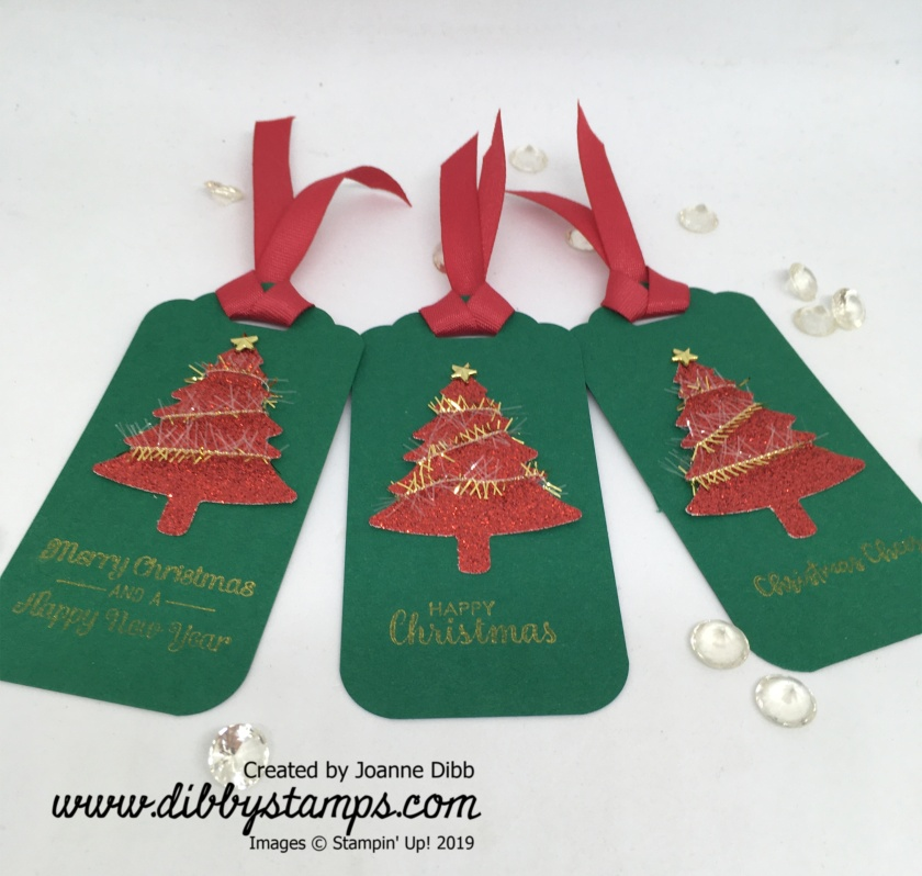 Shaded Spruce Gift Tags