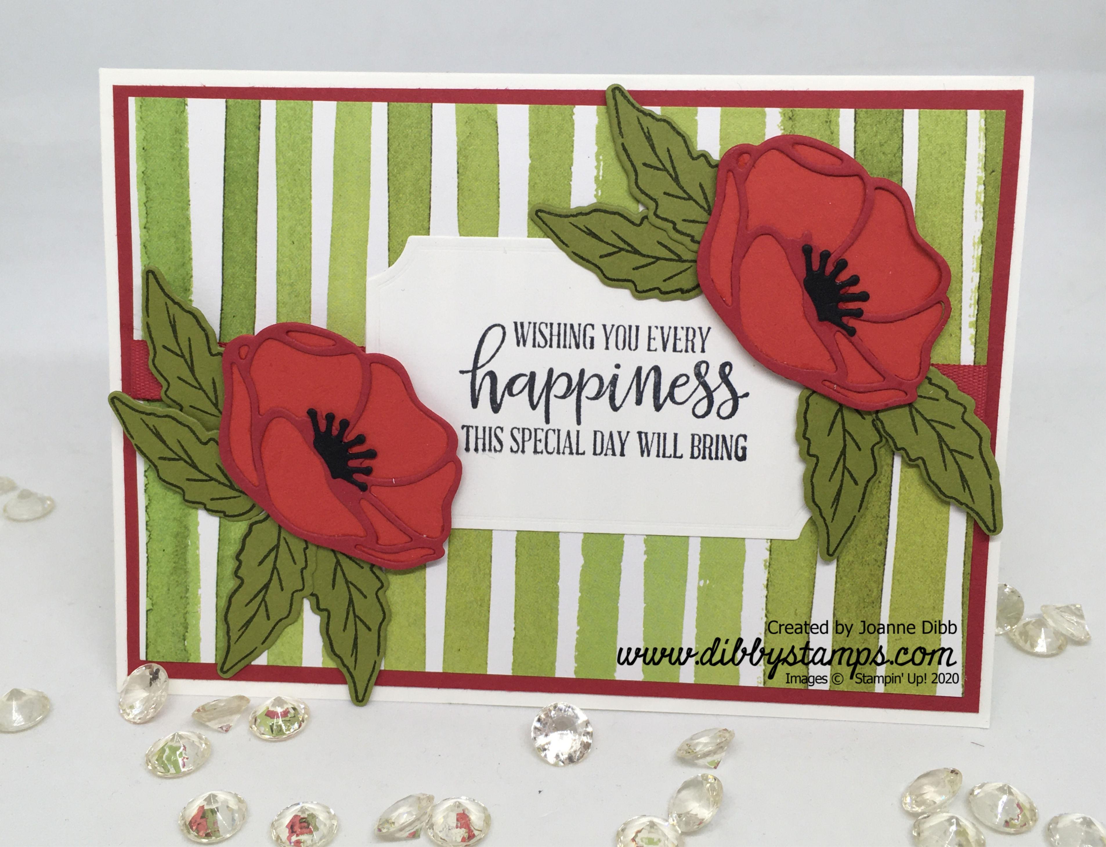 Poppy Card Duo 1