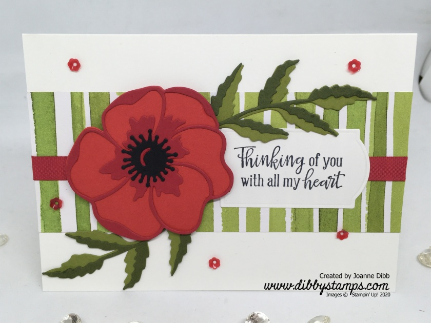 Poppy Card Duo 2