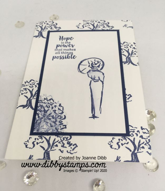 Simple Stamping - Power of Hope flat