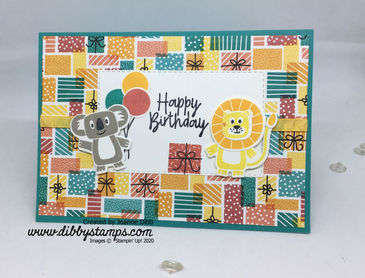 Bermuda Bay Bonanza Birthday Card