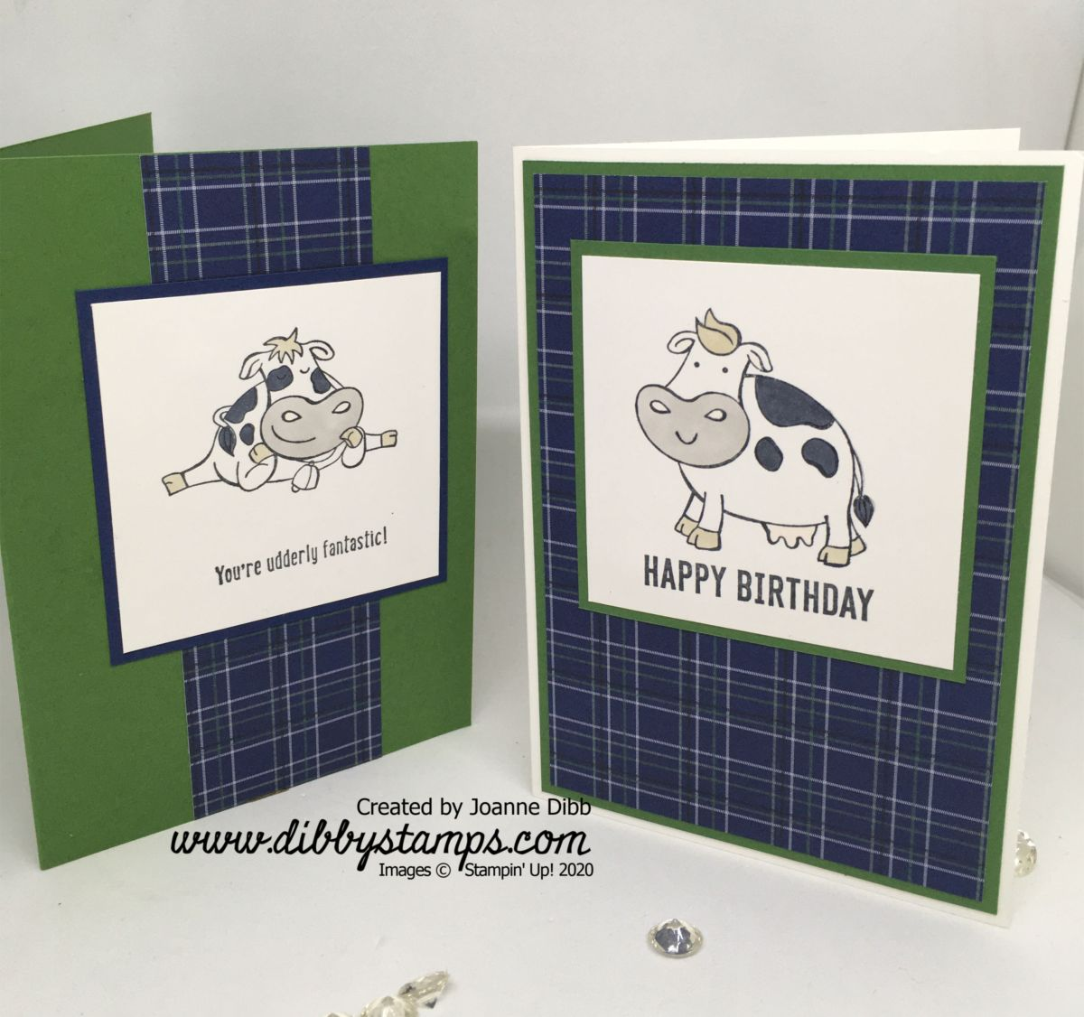 #Simple Stamping – Male Themed Cards With Over the Moon