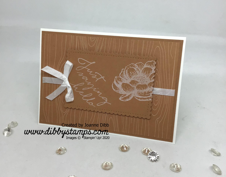 Cinnamon Cider Card