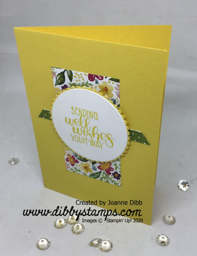 Floral Scraps - Daffodil Delight
