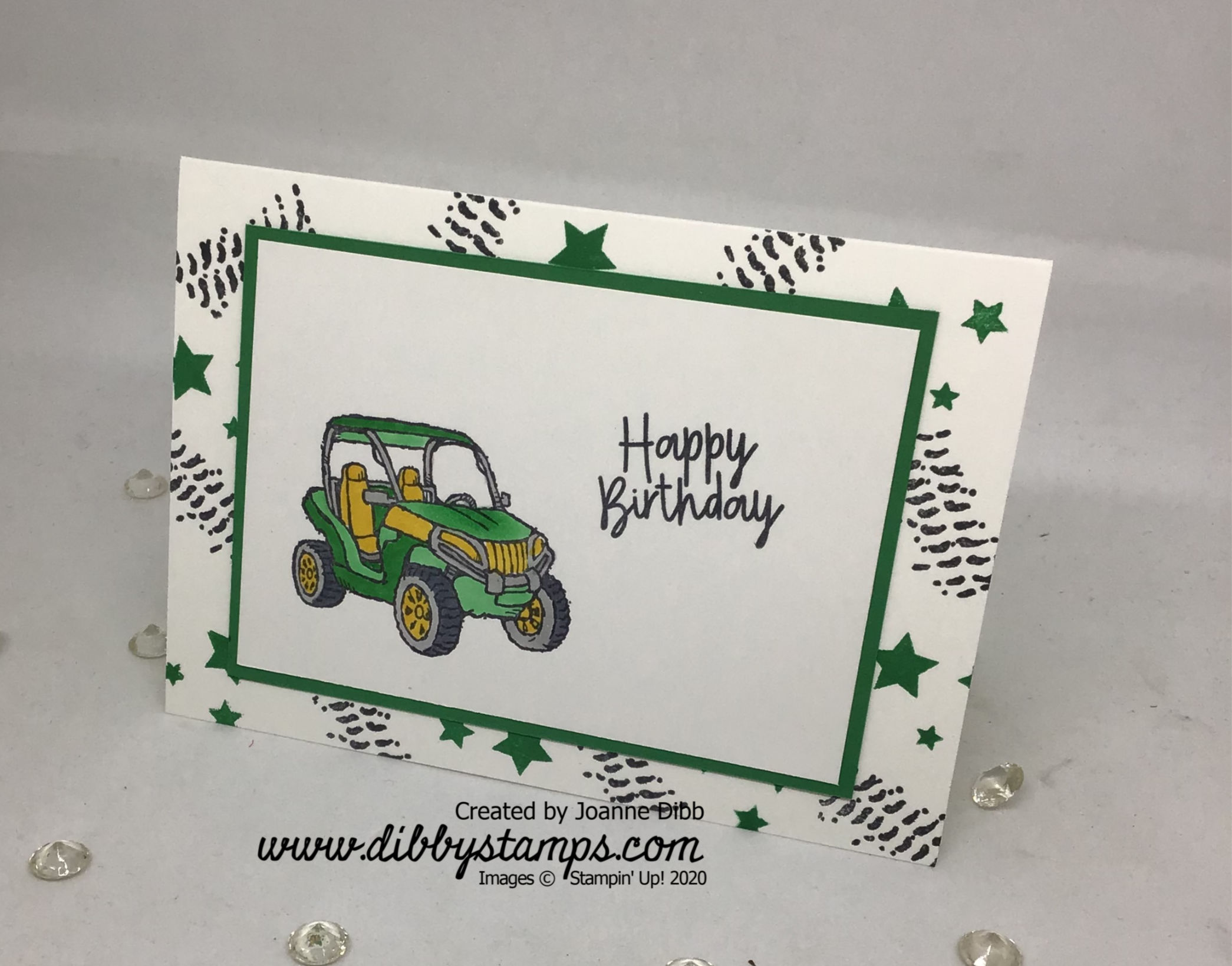 Gator Birthday Card
