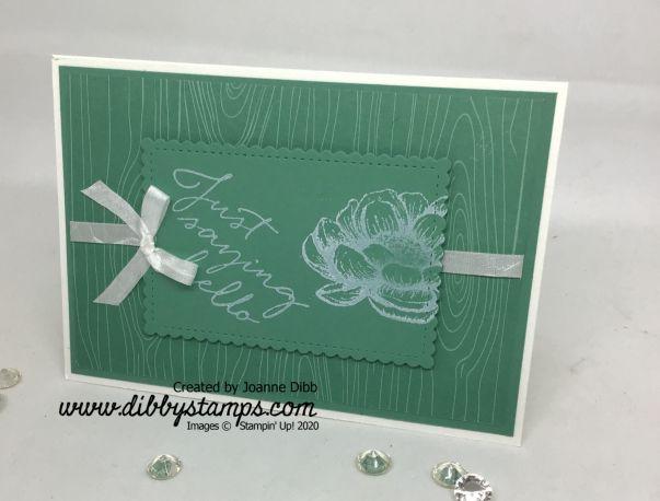 Just Jade Card