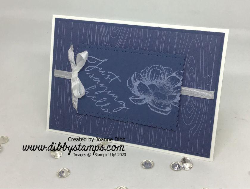 Misty Moonlight Card