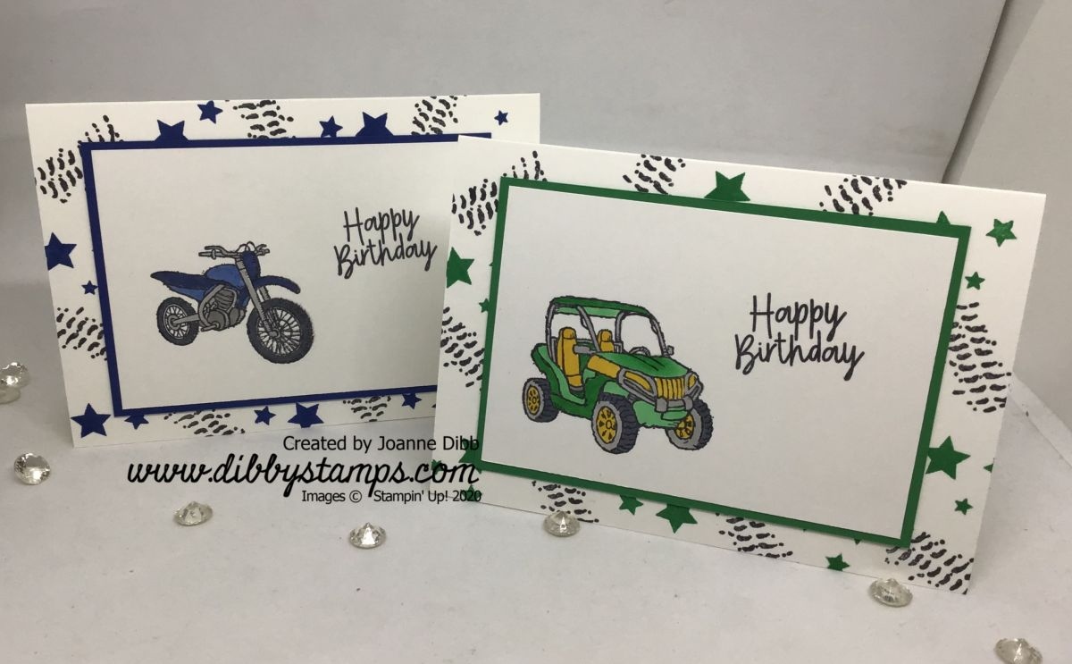 Pedal to the Metal Birthday Cards