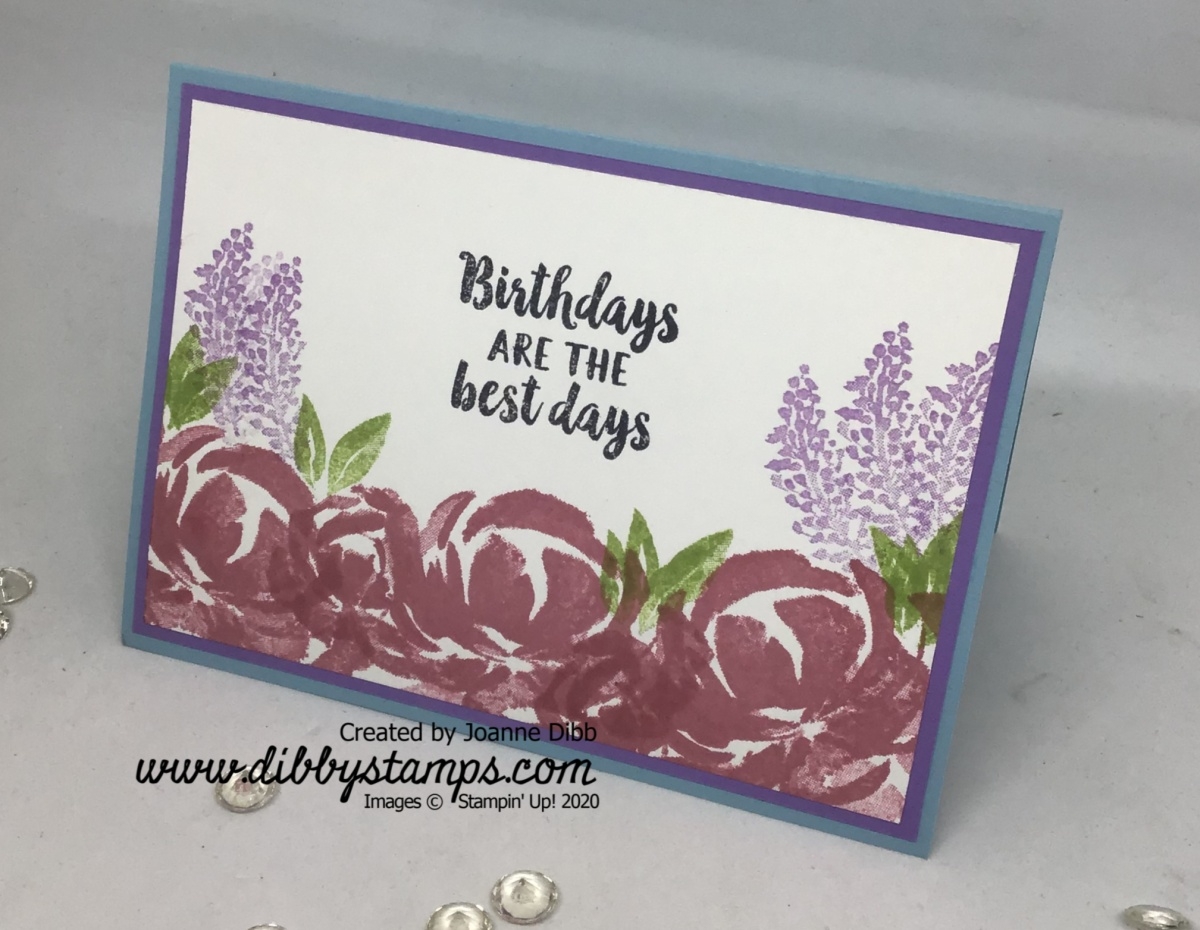 #Simple Stamping – Beautiful Friendship Card