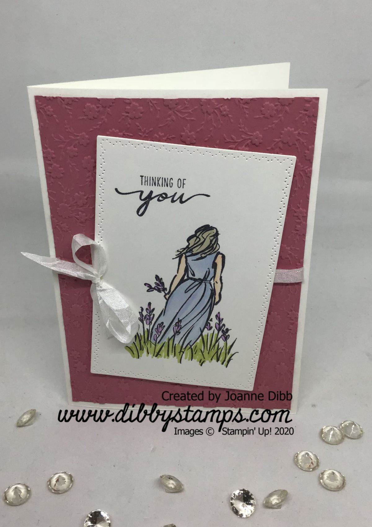 Thinking of You Card with Beautiful Moments