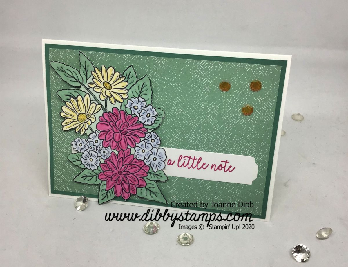 Ornate Blooms with Stampin' Blends