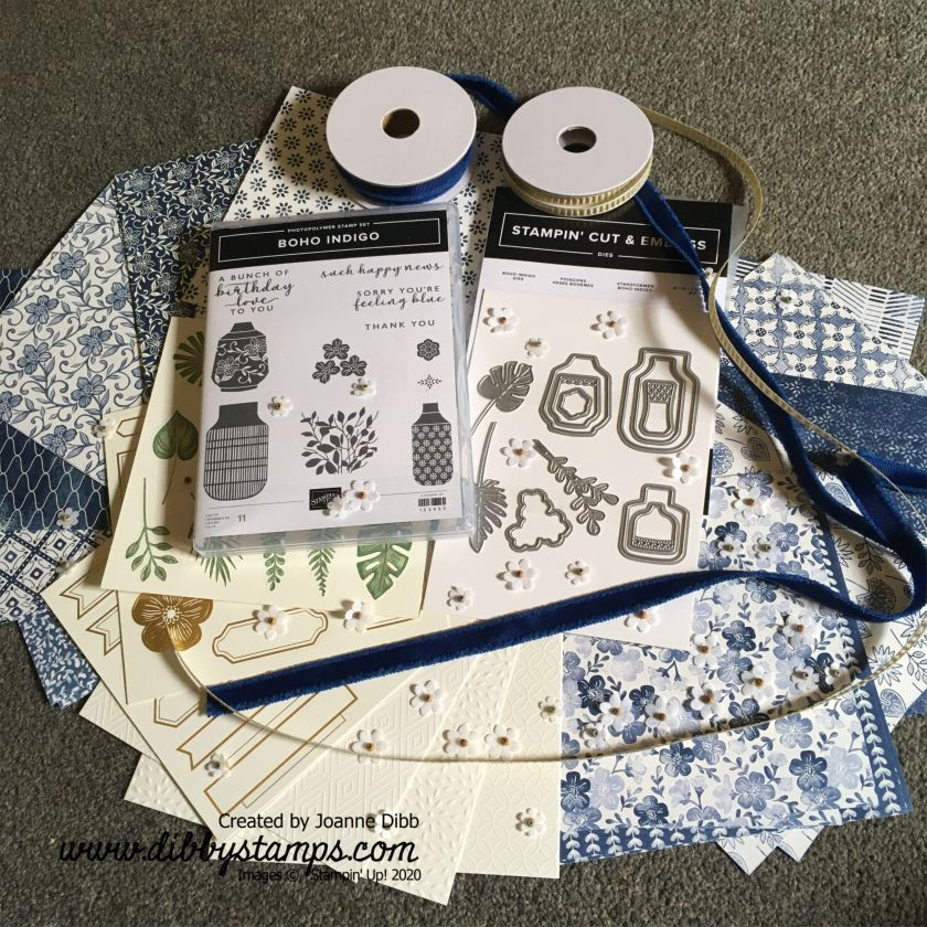Boho Indigo Products