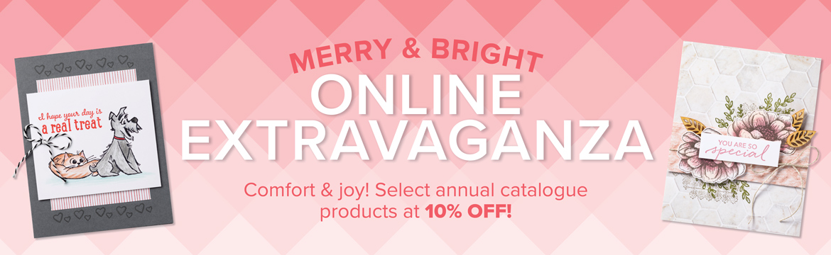 Merry and Bright OnlineExtravaganza