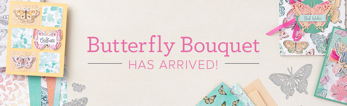 New Product Release: Butterfly Bouquet