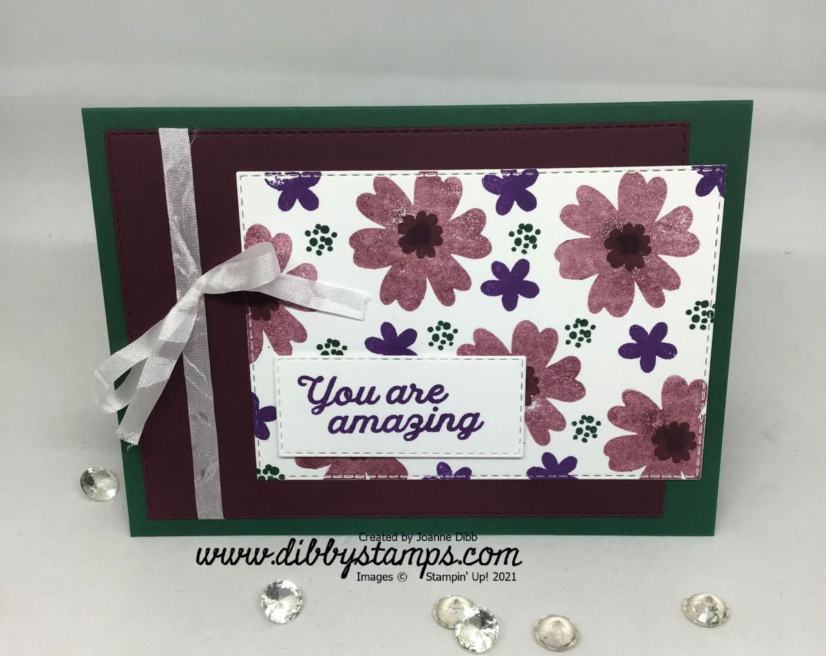 Simple Stamping with InBloom