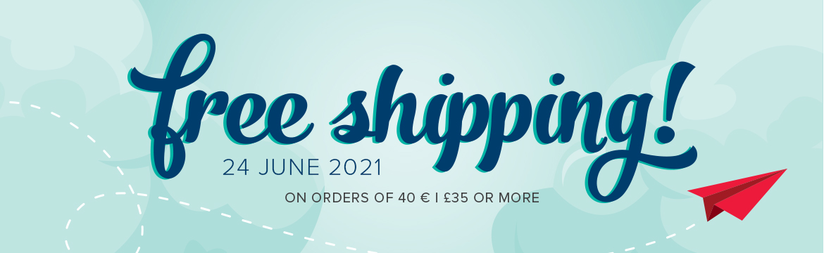 Free Shipping June 24th2021