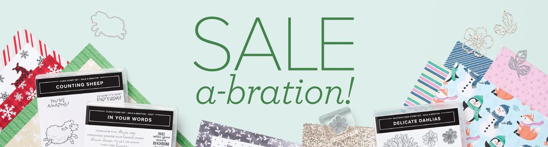 Summer SALE-A-Bration StartsToday!!