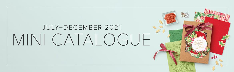 Mini Catalogue LaunchDay!!